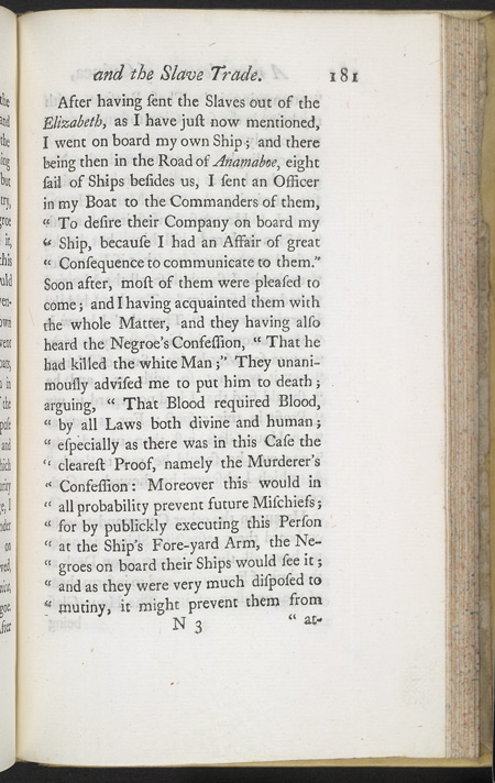 A New Account Of Some Parts Of Guinea & The Slave Trade -Page 181